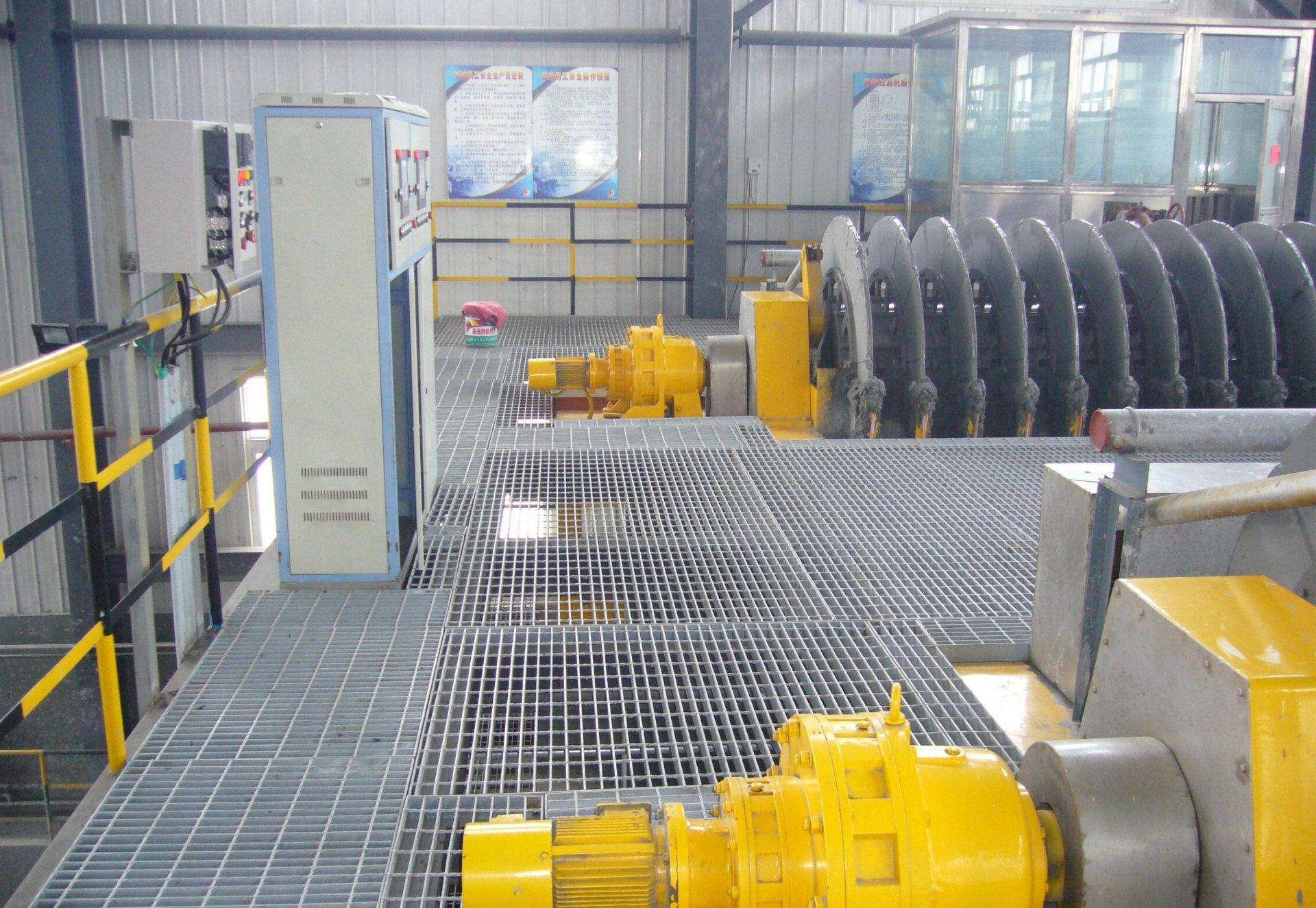 厂房钢格板案例