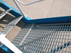 楼梯钢格板案例