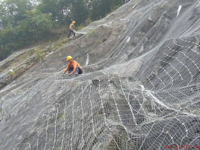 边坡护栏网